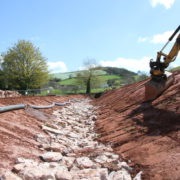 Compton flood prevention and management