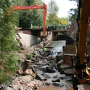 Mill Sluice Gate Installation