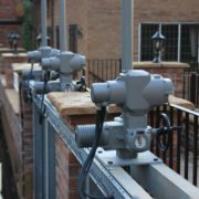 Mill Sluice Gates Installation
