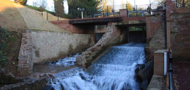 Mill sluice 5