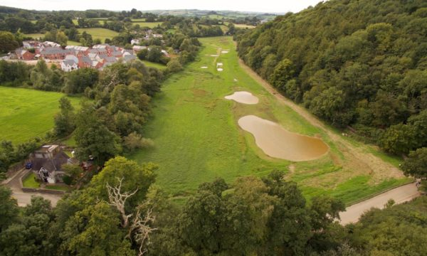 Dartington Hall wetland restoration and enhancement