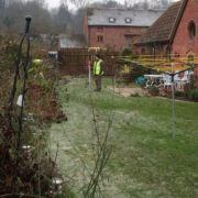 Underton flood defence