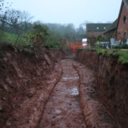Underton flood prevention