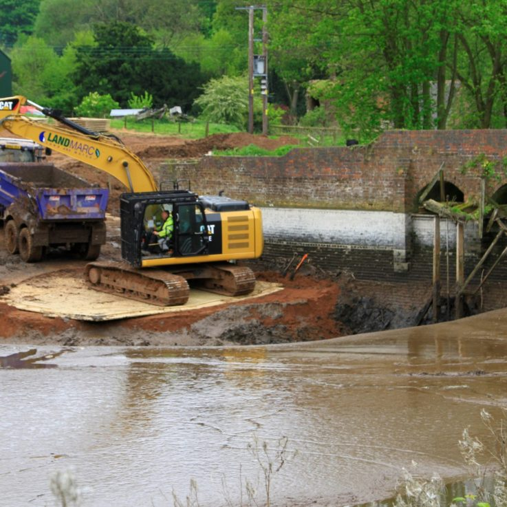 Wombourne silt removal services