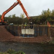 Doniford steel sheet piling contractors