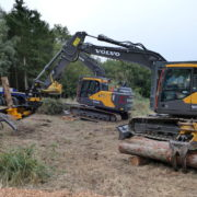 Forestry Clearance Plant and Equipment