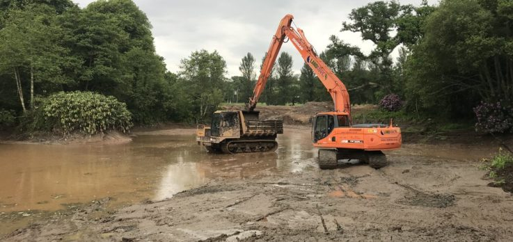 Fallapit silt removal services
